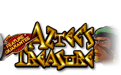 Play Aztec's Treasure Feature Guarantee