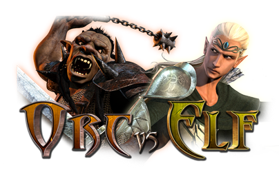Play Orc vs Elf