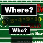Understanding the Craps Table Layout
