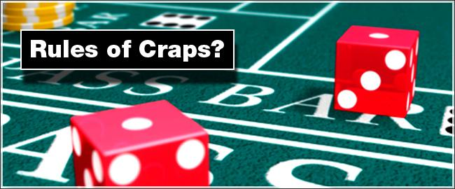 5 Rules of Craps That Are Meant to Be Broken
