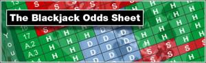 The Blackjack Odds Sheet