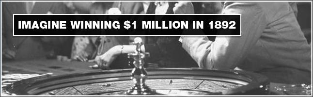 What are the 5 Biggest Casino Payouts Ever Awarded?