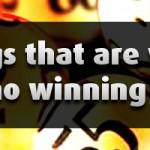 Three things that are wrong with your keno winning strategy