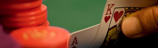 Using poker odds charts to your advantage