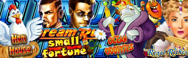 2013 Online Slot Machines Releases So Far