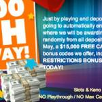 Winning Made Easy With Your May Promotion!