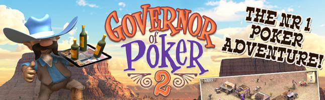 Howdy Governor…of Poker?