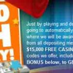 May's Monthly Promotion takes the guesswork out of bonuses
